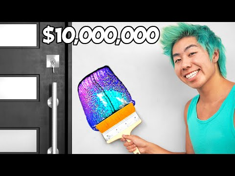 Customizing A $10,000,000 House �