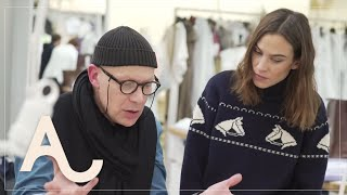 Alexa Chung Behind The Scenes At Dior Haute Couture - Part One I ALEXACHUNG