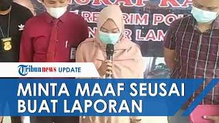 Buat Laporan Pembegalan Palsu ke Polisi, Wanita di Bandar Lampung Minta Maaf: Saya Janji Tak Ulangi