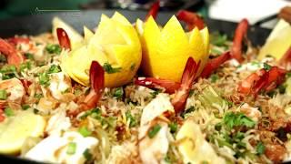 Seafood Paella with Basmati Rice | Food & Recipes