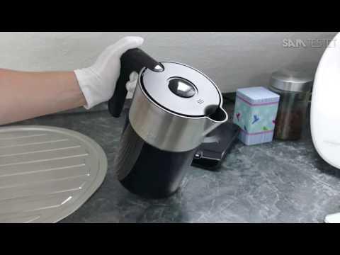 Bosch TWK8613P Wasserkocher Styline [4K] Deutsch Test Bosch Serie