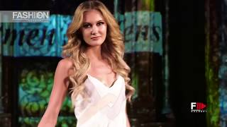 CARMEN STEFFENS Spring Summer 2019 NYFW by Art Hearts Fashion New York - Fashion Channel