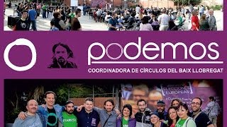 preview picture of video 'Acto de campaña de PODEMOS en l'Hospitalet de Llobregat (11-05-2014)'