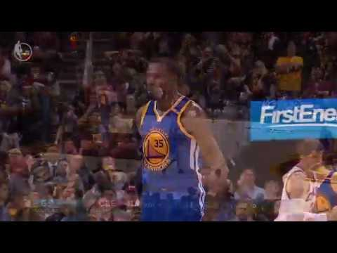 Golden State Warriors at Cleveland Cavaliers   June 7, 2017