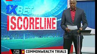 Scoreline - 17th February 2018: Commonwealth trials taking place at Kasarani stadium