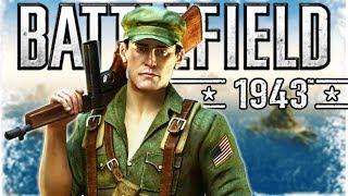 Playing an ACTUAL WW2 Battlefield game... (Battlefield 1943)