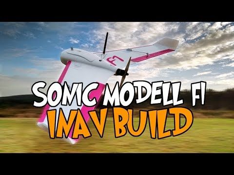 sonic-modell-f1--step-by-step-inav-build