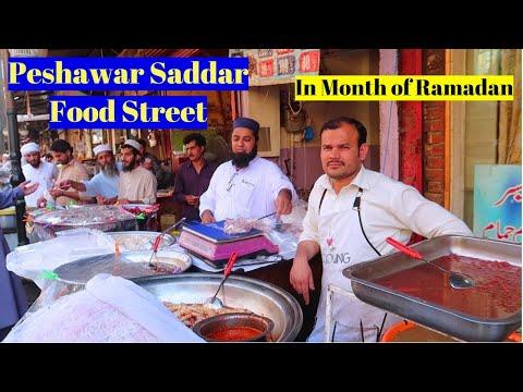 Peshawar Saddar Food Street In Ramadan-2019   Street Food Peshawar