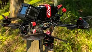 Drone Geprc Mark 4 fpv freestyle