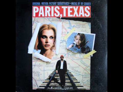 Ry Cooder - Canción Mixteca (Paris, Texas O.S.T.)