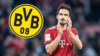 Wahnsinn: Hummels wechselt zurück zum BVB?!
