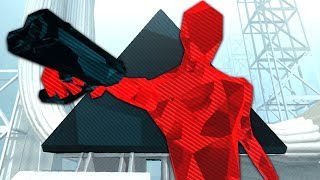 DESTROY THE PYRAMID - Superhot (VR) Ending