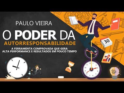 O Poder da Autorresponsabilidade | Paulo Vieira | Ilustradamente