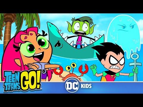 Teen Titans Go!   Beach Day!   DC Kids