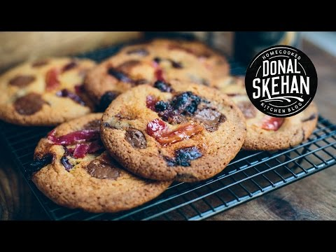 Beer & Bacon Cookies feat. Jonny from The Craft Beer Channel!