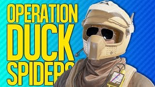 OPERATION DUCK SPIDERS | Rainbow Six Siege