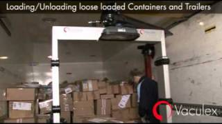 Loading/Unloading loose loaded Containers and Trailers