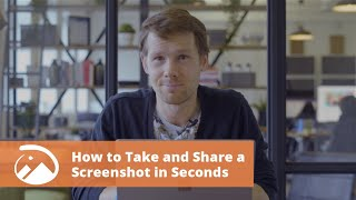 How To Take and Share a Screenshot—in Seconds!