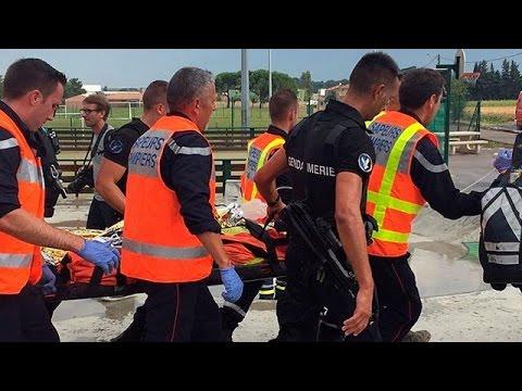 Γαλλία: Παρ' ολίγον σιδηροδρομική τραγωδία- Τρένο προσέκρουσε σε πεσμένο δέντρο