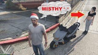 GTA 5 - Mod xe SH 150i (Honda) chở Misthy đi câu Cá Mập ^^