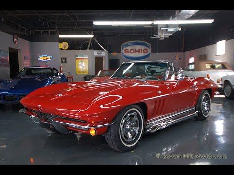 Video of '65 Corvette - PR8J