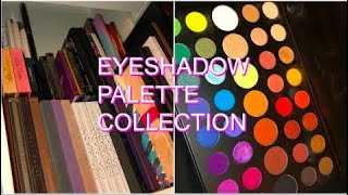 EYESHADOW PALETTE COLLECTION 2020