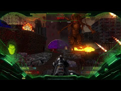 Brutal DOOM v21 Extermination Day Latest Build (bd21rc2b): Level 30