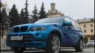 ДАРИМ BMW X5 V12 прямой эфир