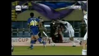 Boca Juniors 2 vs Real Madrid 1 ( Año 2000, Copa Intercontinental, Resumen )