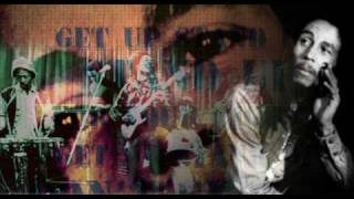 Gambar cover Bob Marley and The Wailers - Get up stand up - L.A. - 1976 Part 2.