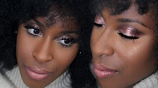 Diana Ross Makeup Tutorial | Black History Month Series