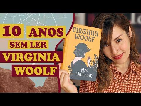 MRS. DALLOWAY e o medinho de ler Virginia Woolf | Livro Lab por Aline T.K.M.