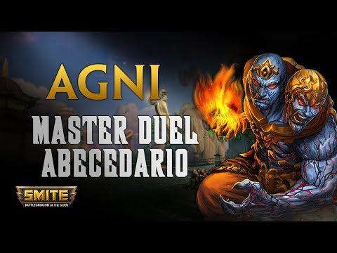 SMITE! Agni, En serio tengo que empezar asi?! Master Duel ABC S5 #1