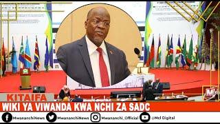 VIDEO: Wanawake watajwa chachu ya maendeleo nchi za SADC