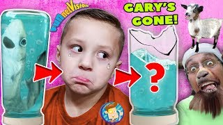 GARY the SHARK is GONE! 🦈 ➕ The Teleporting Goat (FV Family 🎵 Vlog)
