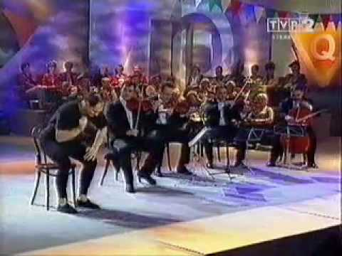 Grupa MoCarta & Irek Krosny - Gramofon