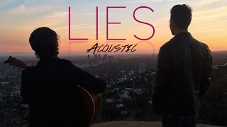James Maslow - Lies (Acoustic)