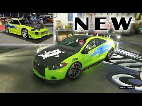 NEW CAR LIVERYS IN GTA 5 ONLINE