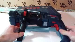 Перфоратор Bosch GBH 2-20 D от компании ПКФ «Электромотор» - видео