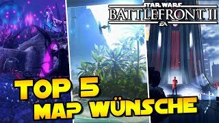 Top 5 Map-Wünsche - Star Wars Battlefront 2 #276 - Tombie Lets Play