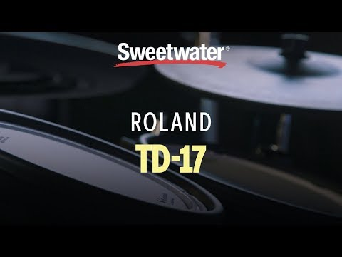 Roland TD-17 Electronic Drum Kit Review
