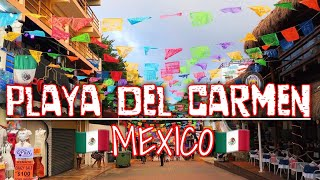 Let's go to Playa Del Carmen (Part 1)   Traveling during a Pandemic   Quarantine Travel #Mexico