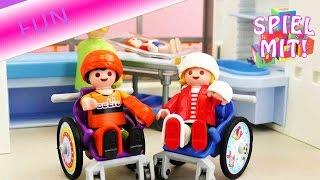 Playmobil Film Deutsch Kinderklinik  Anna Und Alex Lernen Sich Kennen
