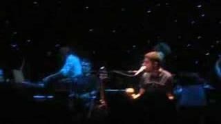 Zero 7 & Jose Gonzalez - Crosses (Live @ the Avalon)