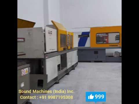 Ferromatik Milacron Plastic Injection Molding Machines