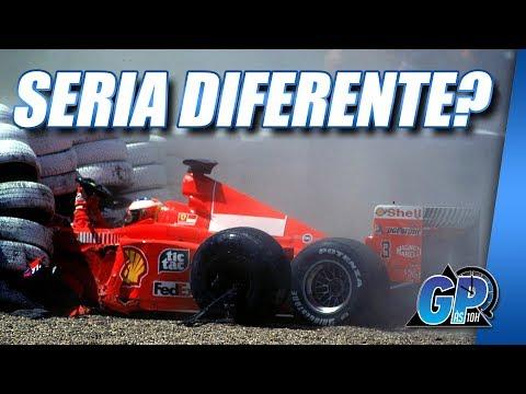 E se Schumacher não tivesse se quebrado em 1999? | GP às 10