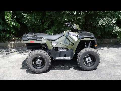 2016 Polaris Sportsman 570 in Wauconda, Illinois - Video 1