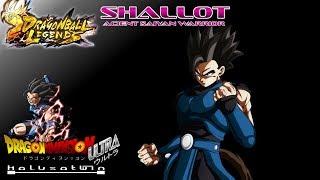 DBL: Shallot (The Ancient Saiyan Warrior) - HalusaTwin