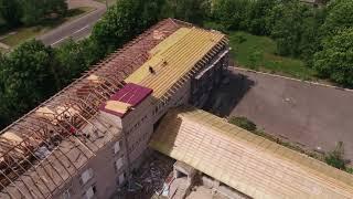 ДніпроОДА капітально ремонтує Магдалинівську опорну школу