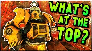 Fallout 76 - Climbing to the TOP of MEGA SLOTH Tree & Base Building Tour (Fallout 76 - Part 11)